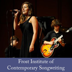 Frost Institute of Contemporary Songwriting