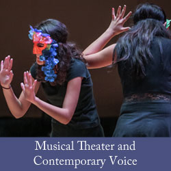 Musical Theater and Contemporary Voice